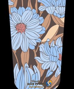 Blue Dandelions V1