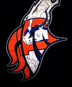 Football Broncos V2 mockup